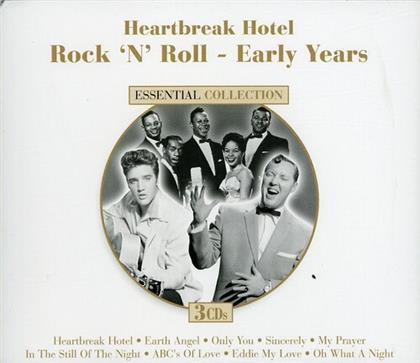 Heartbreak Hotel: Rock 'N' Roll Early Years