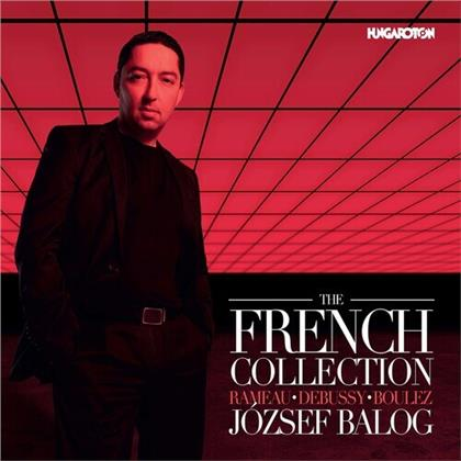 Jean-Philippe Rameau (1683-1764), Claude Debussy (1862-1918), Pierre Boulez (*1925) & Jószef Balogh - French Collection