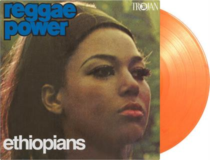 Ethiopians - Reggae Power (Limited, 2020 Reissue, Music On Vinyl, Orange Vinyl, LP)