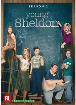 Young Sheldon - Saison 2 (2 DVDs)