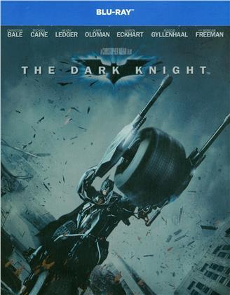 Batman - The Dark Knight (2008) (Limited Edition, Steelbook, 2 Blu-rays)