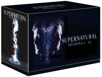 Supernatural - Saisons 1-14 (81 DVDs)
