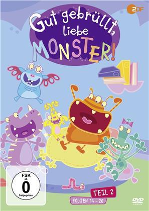 Gut Gebrüllt, liebe Monster! - Teil 2