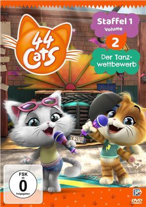 44 Cats - Staffel 1 - Vol. 2: Der Tanz-Wettbewerb
