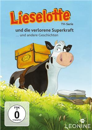 Lieselotte - DVD 2: und die verlorene Superkraft ... und andere Geschichten
