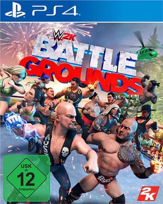 WWE Battlegrounds (German Edition)