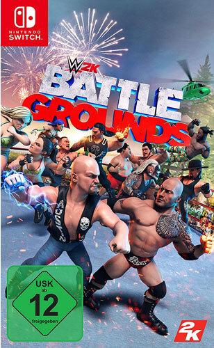 WWE Battlegrounds (German Edition)