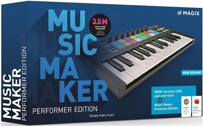 MAGIX Music Maker Performer Edition 2021
