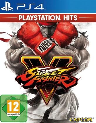 Playstation Hits - Street Fighter V