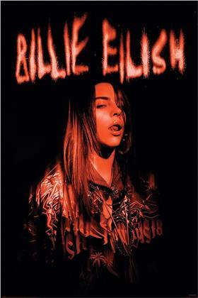 Billie Eilish (Sparks) Maxi Poster