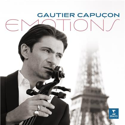Claude Debussy (1862-1918), Eric Satie (1866-1925), Ludovico Einaudi, +, Jérôme Ducros, … - Emotions (LP)