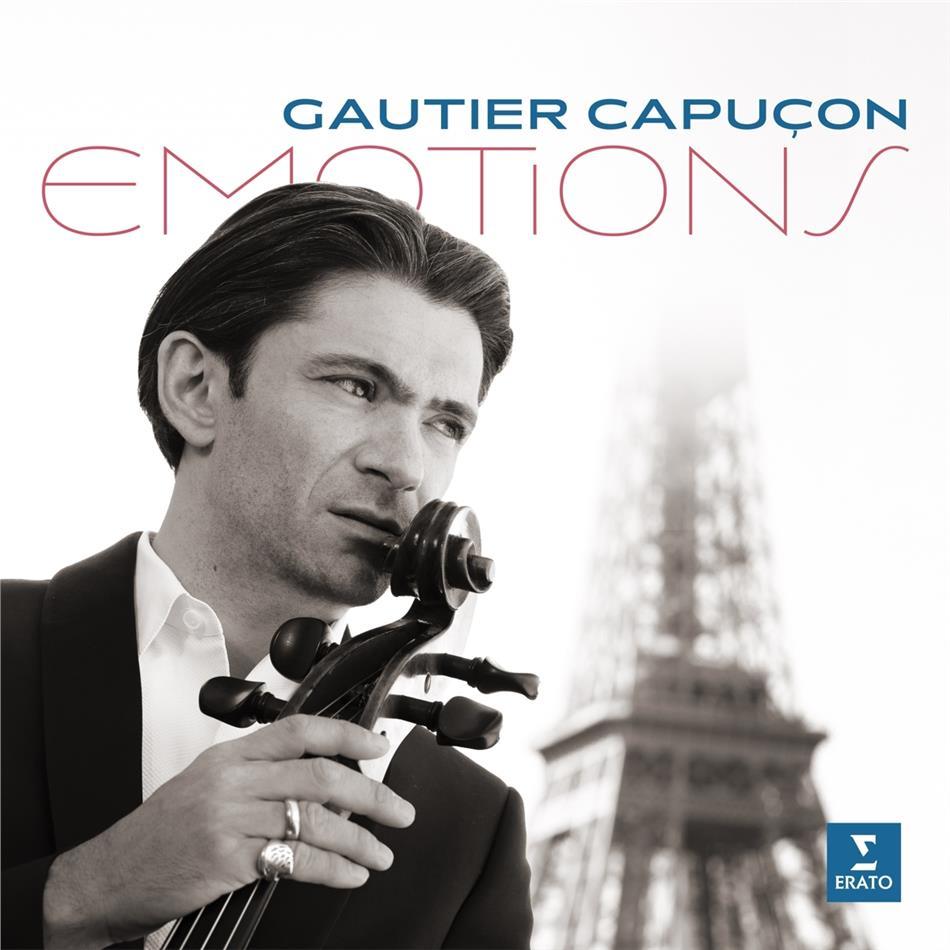 Claude Debussy (1862-1918), Eric Satie (1866-1925), Ludovico Einaudi, +, Jérôme Ducros, … - Emotions