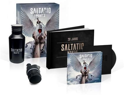 Saltatio Mortis - Für Immer Frei (Boxset, Limited Edition, CD + DVD)