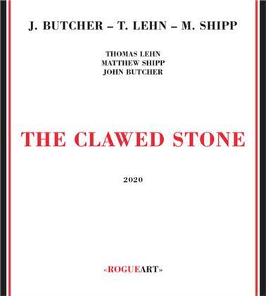 John Butcher, Thomas Lehn & Matthew Shipp - Clawed Stone