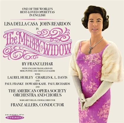 Della Lisa Casa, John Reardon, Franz Lehar (1870-1948) & Franz Lehar (1870-1948) - Merry Widow (english) (Remastered)