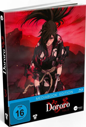 Dororo - Vol. 3 (Limited Edition, Mediabook)