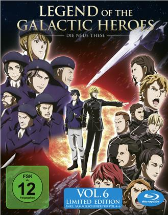 Legend of the Galactic Heroes - Die Neue These - Vol. 6 (+ Sammelschuber, Limited Edition)