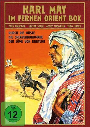 Karl May: Im Fernen Orient Box - Durch die Wüste / Die Sklavenkarawane / Der Löwe von Babylon
