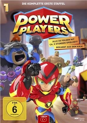 Power Players - Staffel 1 (2 DVDs)
