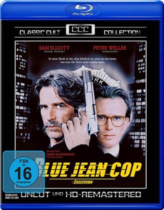Blue Jean Cop (1988) (Classic Cult Collection, HD-Remastered, Uncut)