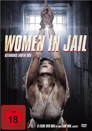Women in Jail - Gefängnis Erotik Box (2 DVDs)