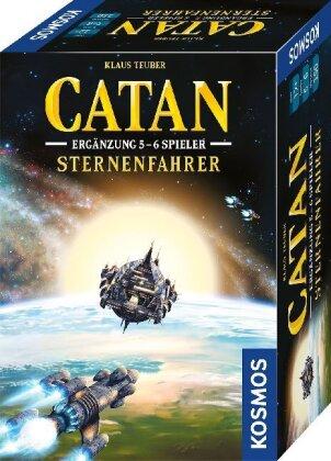 CATAN - Sternenfahrer - Ergänzung 5 und 6 Spieler (Spiel-Zubehör)