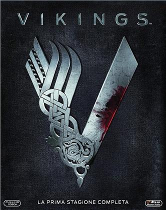 Vikings - Stagione 1 (Riedizione, 3 Blu-ray)