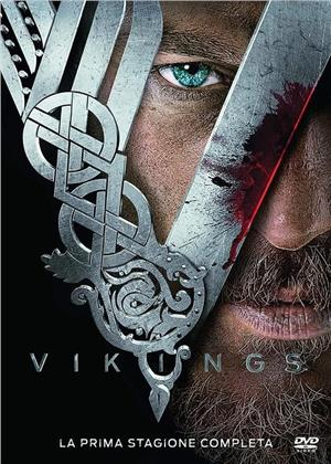 Vikings - Stagione 1 (Neuauflage, 3 DVDs)