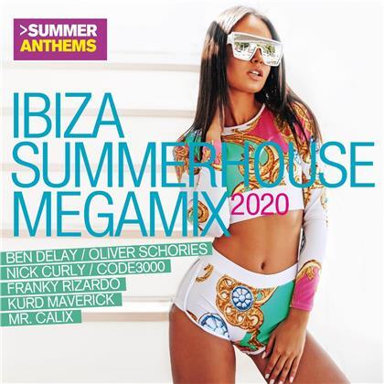 Ibiza Summerhouse Megamix 2020 (3 CDs)