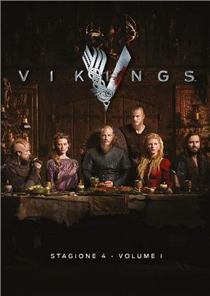 Vikings - Stagione 4.1 (New Edition, 3 DVDs)