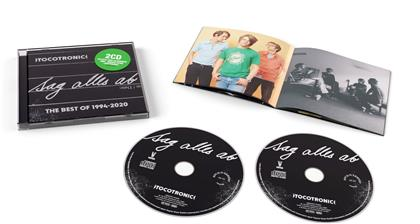 Tocotronic - Sag Alles Ab (The Best Of 1994-2020) (2 CDs)