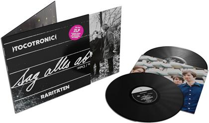 Tocotronic - Sag Alles Ab (The Best Of 1994-2020) (2 LPs)
