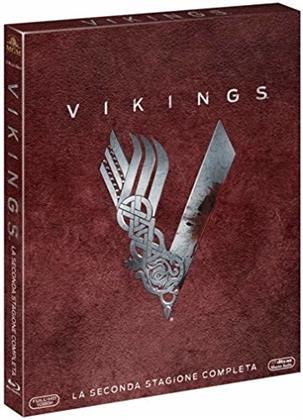 Vikings - Stagione 2 (Riedizione, 3 Blu-ray)