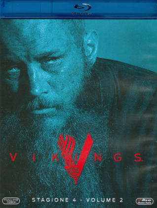 Vikings - Stagione 4.2 (New Edition, 3 Blu-rays)