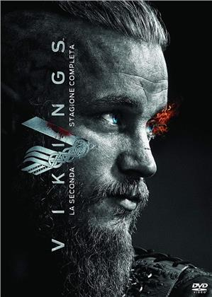Vikings - Stagione 2 (Neuauflage, 3 DVDs)