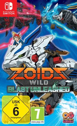 Zoids Wild - Blast Unleashed