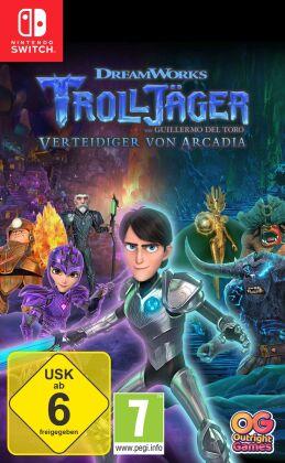 Trolljäger - Verteidiger von Arcadia