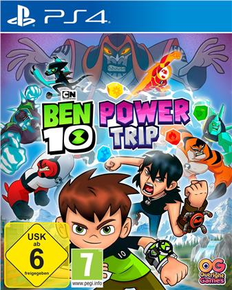 Ben 10 - Power Trip!