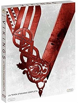Vikings - Stagione 3 (New Edition, 3 Blu-rays)