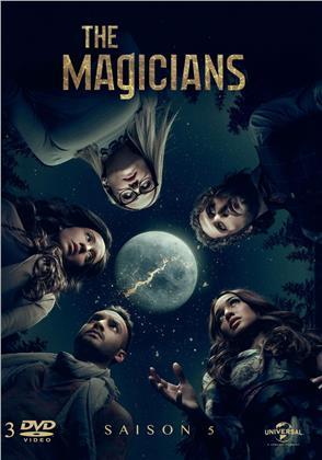 The Magicians - Saison 5 (3 DVDs)