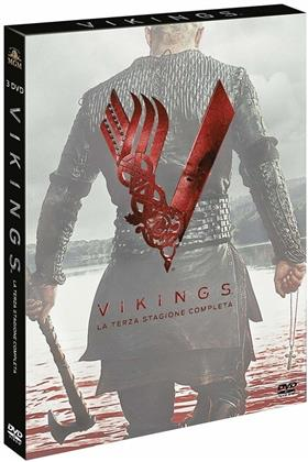 Vikings - Stagione 3 (New Edition, 3 DVDs)