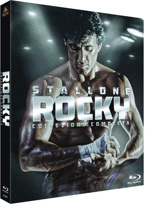 Rocky - Collezione completa (Neuauflage, 6 Blu-rays)