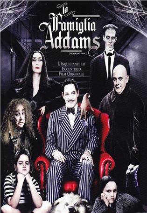 La Famiglia Addams (1991) (Riedizione)