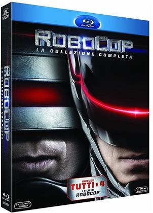 RoboCop - La Collezione Completa (Riedizione, 4 Blu-ray)
