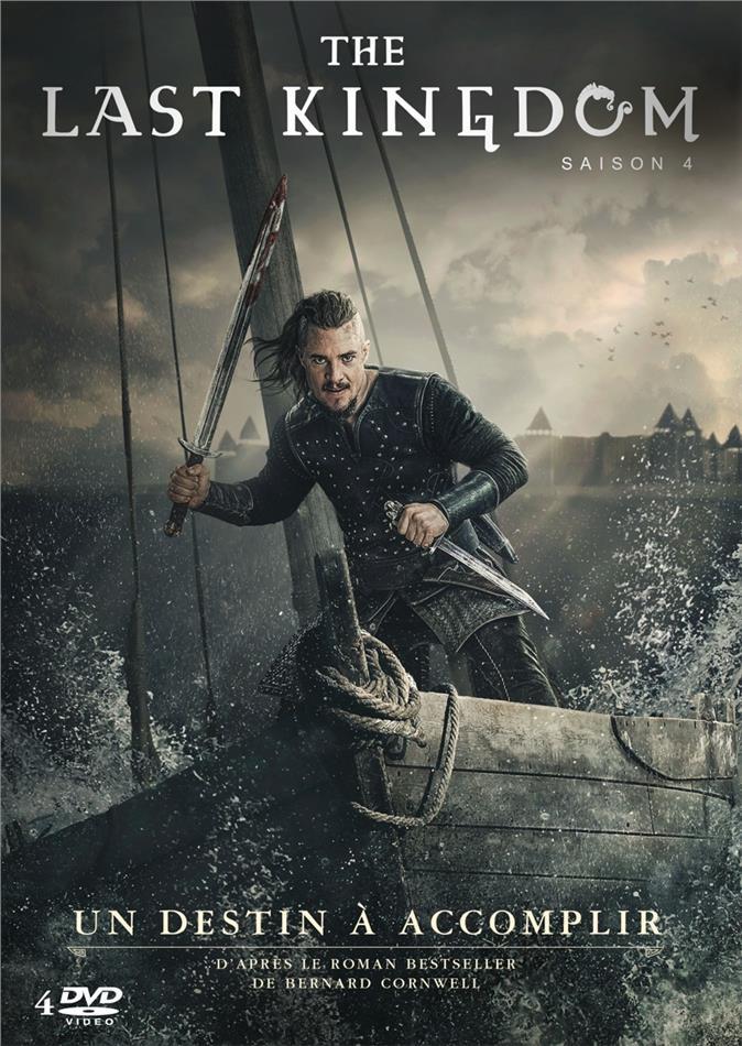 The Last Kingdom - Saison 4 (4 DVDs)