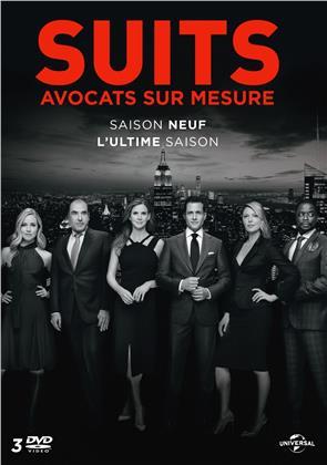 Suits - Saison 9 (3 DVDs)