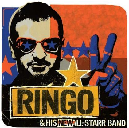 Ringo Starr & & His All Starr Band - From Chicago's Rosemont Theatre, August 2001