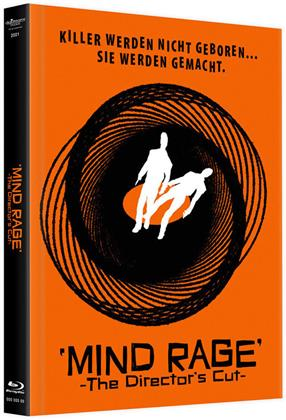 Mind Rage (2001) (Director's Cut, Limited Edition, Mediabook, Blu-ray + DVD)