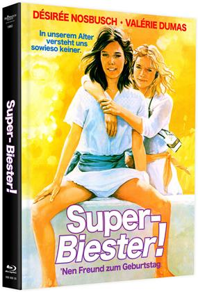 Super-Biester! (1981) (Limited Edition, Mediabook, Blu-ray + DVD)