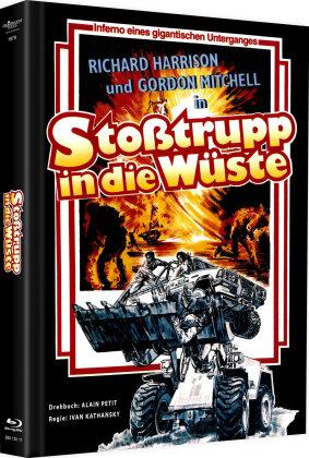 Stosstrupp in die Wüste (1979) (Limited Edition, Mediabook, Blu-ray + DVD)